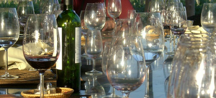 How to do a blind wine tasting