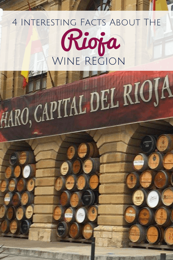 Interesting Facts About Rioja