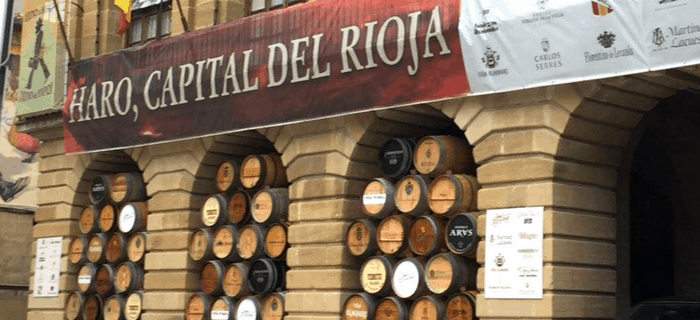 Haro, Capital of Rioja Wine Region