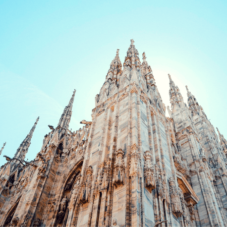 What to do in Italy - Milan