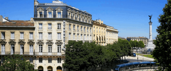 Hotel Normandie a Bordeaux